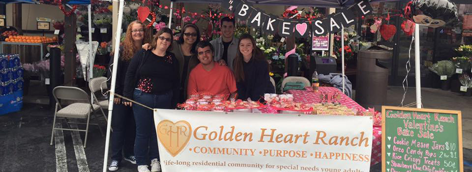 <h2>Valentine's Bake Sale South Bay</h2>